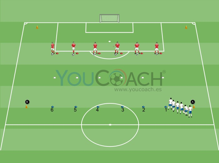 ejercicios para mejorar la resistencia aerobica en el futbol