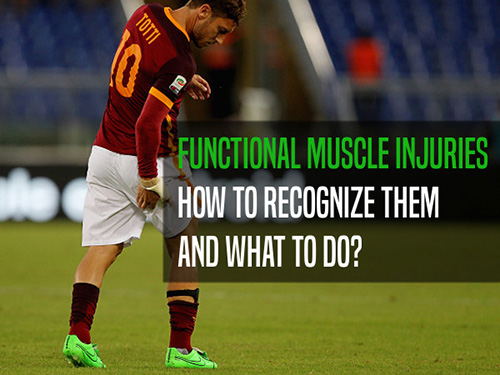 Functional muscle injuries: how to...