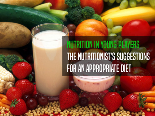 Nutrition in young players - Part 1