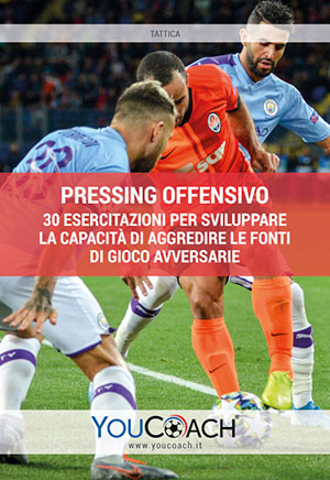 Pressing offensivo Manchester City libro ebook