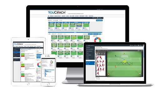 mycoach create training session