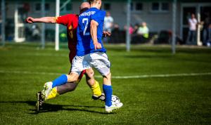 Small-Sided Games azione di gioco calcio