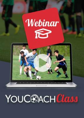 YouCoachClass webinar di formazione per allenatori di calcio