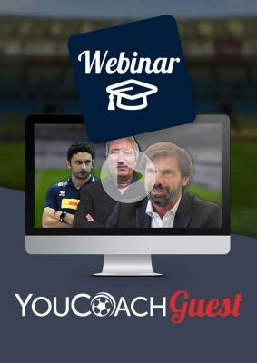 YouCoachGuest webinar di formazione e confronto per allenatori di calcio