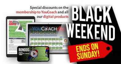 Black friday youcoach discounts offer