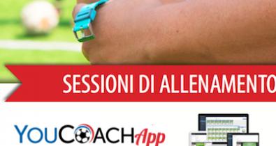 Sessioni di allenamento YouCoachApp